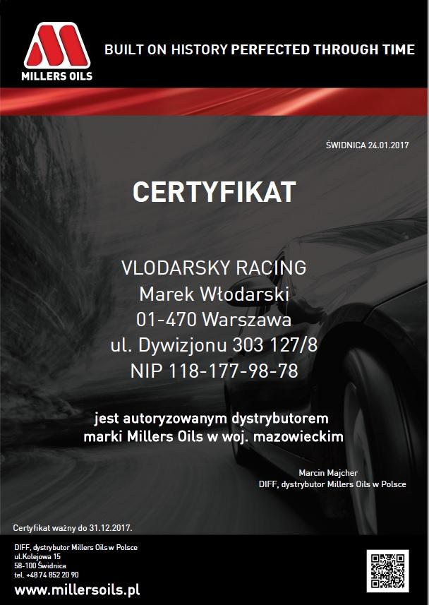 racing oils