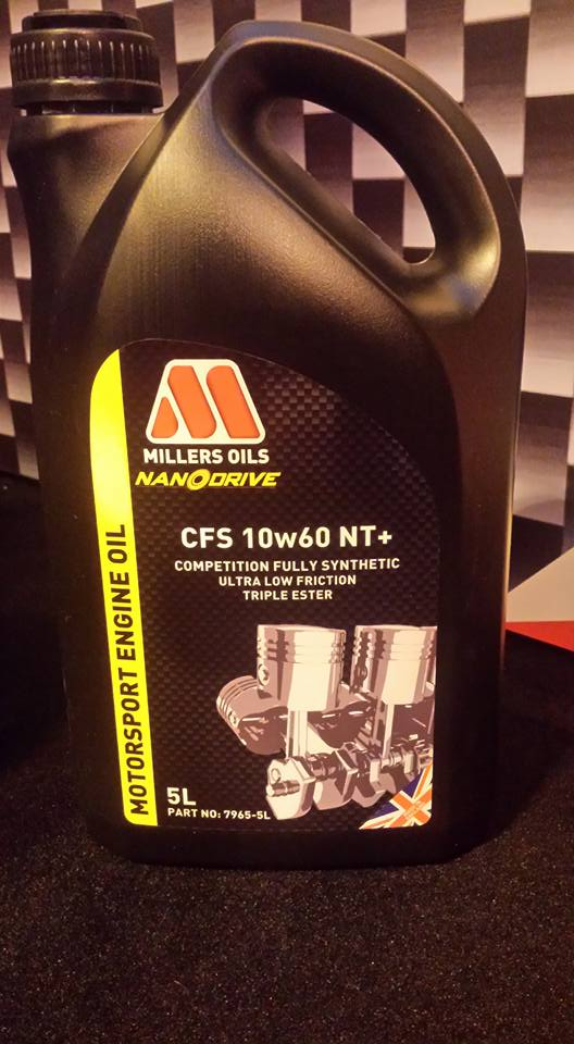 Millers Oils Warszawa racing oils (7)